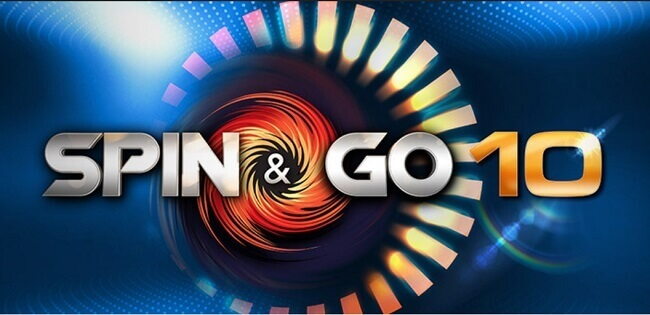 Spin & Go 10