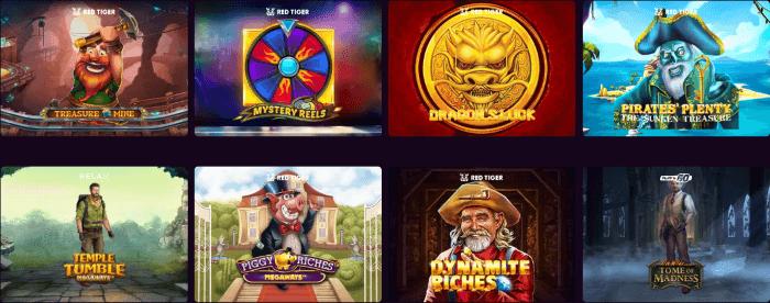 Boom Casino Pelit
