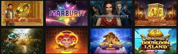Casino Masters Pelit