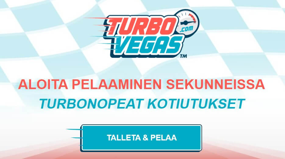 Turbovegas tarjoaa nopeat pelit